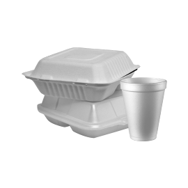Styrofoam™ Containers