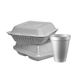 Styrofoam™ & Take-out Containers